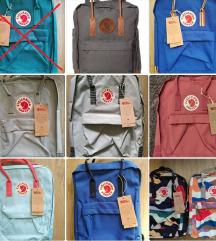 Új Fjallraven Kanken hátizsákok, többféle! :)