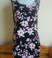 Sag Harbor virágmintás ruha, S/M-es (12-es)