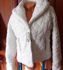 Fhér dzseki L-XL