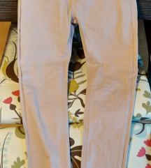Portugál pasztell rózsaszín farmer (M)