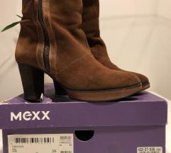 MEXX hasított bőr csizma