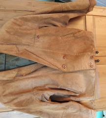 Vintage bőrkabát