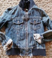Használt farmer kabát
