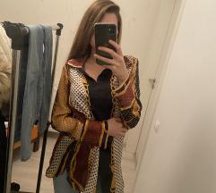 Új Zara Silk Blouse