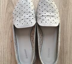 Graceland bézs balerina/loafer