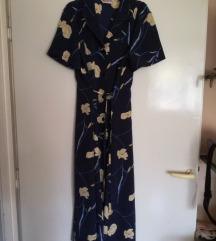 HIBÁTLAN vintage elöl végig gombos ruha csoda