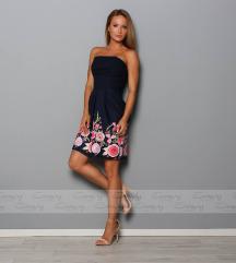 Pánt nélküli m/l méretű teljesen új envy ruha