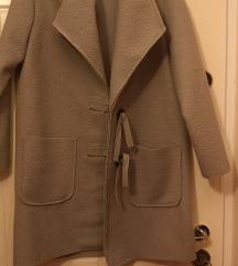 Filc kabát oversize