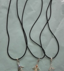 3db-os angyalkás nyaklánc csomag
