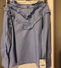 Zara kék ing (M) új - 1500 Ft