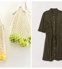 H&M Gombos Tunika / Ruha - Ingyenes Szállítással