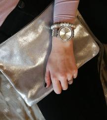 Accessorize leather clutch  + ajándék