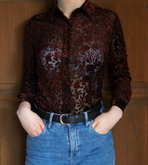 gyönyörű vintage ing