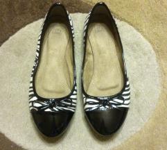 Funky shoes balerina