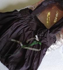 fekete szövet táska