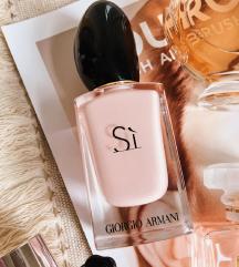 EREDETI Armani Sí Fiori parfüm 50ml