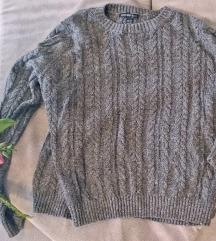 34-es MNG Basic kötött tavaszi pulcsi