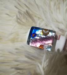 Murano-i üveg gyűrű eredeti, új!