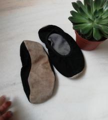 Marhabőr balettcipő