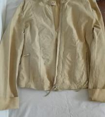 Mosható bőr dzseki