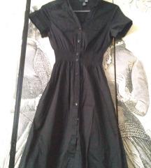 H&M fekete ingruha 34/xs