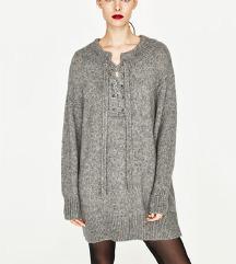 Zara pulóver / oversize tunika