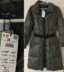Új reserved kabát