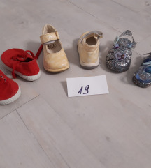 Cipők 19, 20, 21, 22