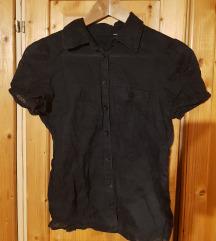Fekete női ing