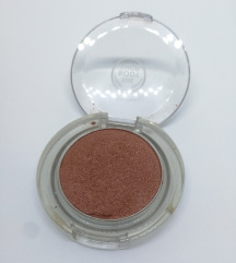 Body Shop szemhéjpúder - 260 Golden Cinnamon