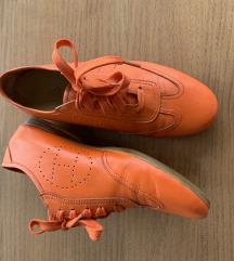 Hermes bőrcipő 37 es