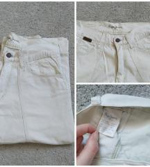 Pepe Jeans fehér férfinadrág (W28)