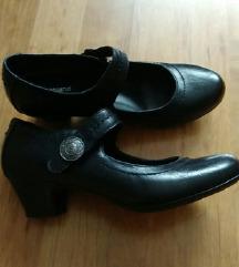 Graceland újszerű, fekete félcipő (36)