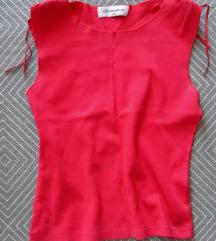 38, M - Piros Dreams top, felső, trikó