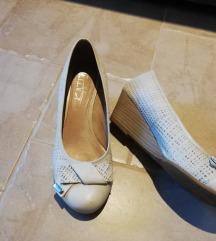 KATI gyöngyház színű cipő