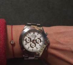 Rolex ezüst óra