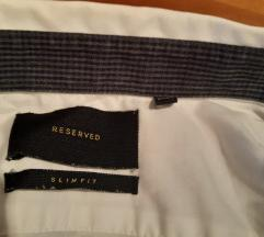 Reserved slim fit férfi ing