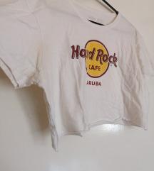 Vintage Hard Rock Cafe crop póló