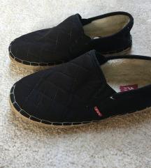 Retro béléses puha cipő