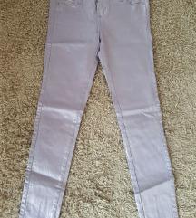 Bershka fényes különleges színű nadrág