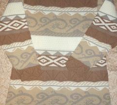 Új - Maxi kötött pulóver – tunika 40/42