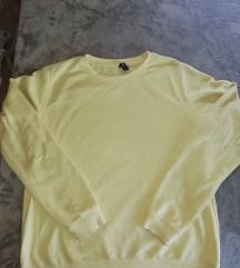 Newyorker őszi pulóver pulcsi sárga