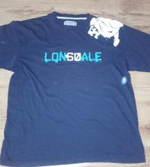 LONSDALE kék póló,L