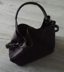 Lila/ bordó táska