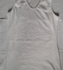 Fehér trikó, top - csere vagy 300 Ft