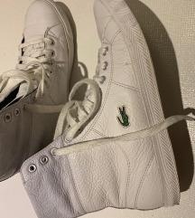 Fehér Lacoste cipő 39es