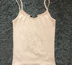 Missguided nude top S-M
