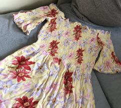 Fodros virágos ruha/tunika🌸