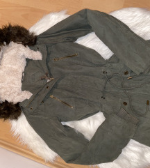 Parka téli kabát