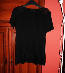 Next fekete póló, felső